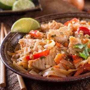 Pad Thai with Shirataki Noodles FI