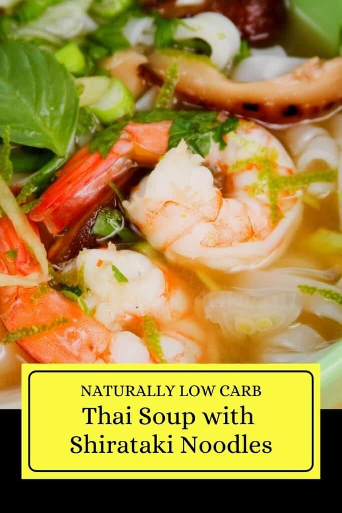 Thai Shrimp and Veggie Soup Pins (4)