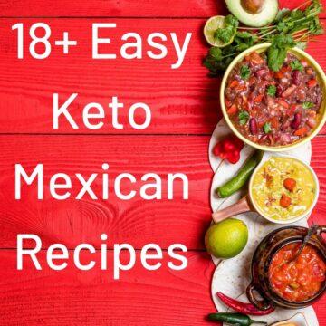 18+ Keto Mexican Recipes FI