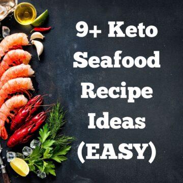 9+ Keto Seafood Recipes FI