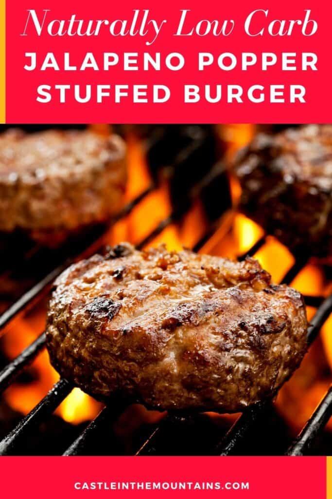 Jalapeno Popper Stuffed Burger Pins (2)