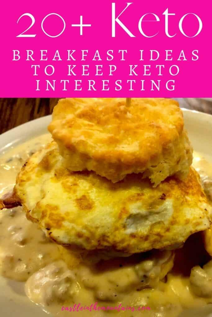 Keto Breakfast Ideas Pins (2)