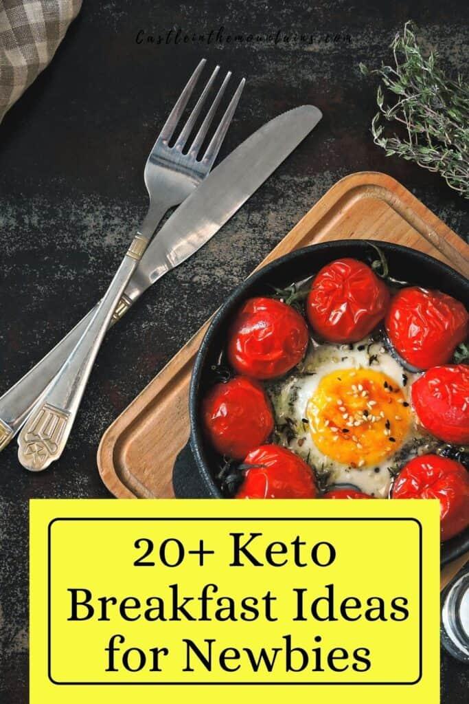Keto Breakfast Ideas Pins (4)