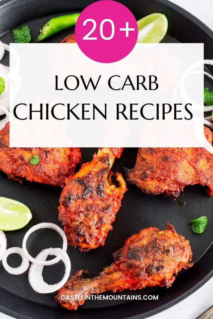 Keto Chicken Recipes Pins (1)