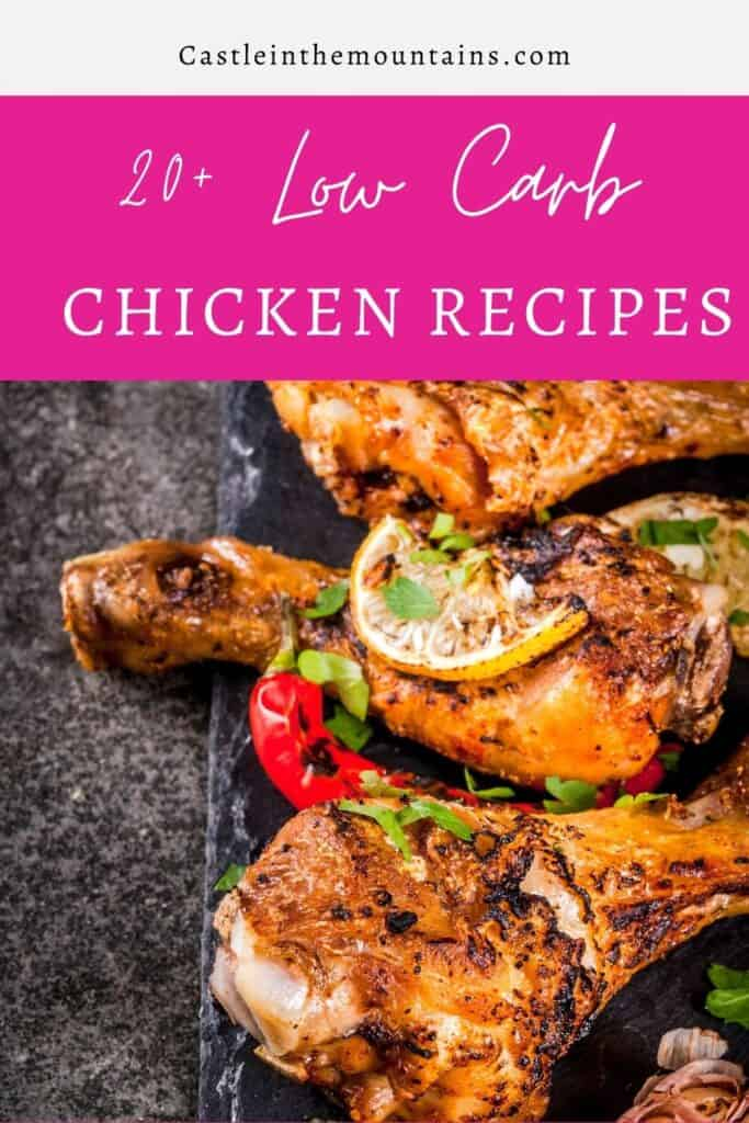 Keto Chicken Recipes Pins (2)