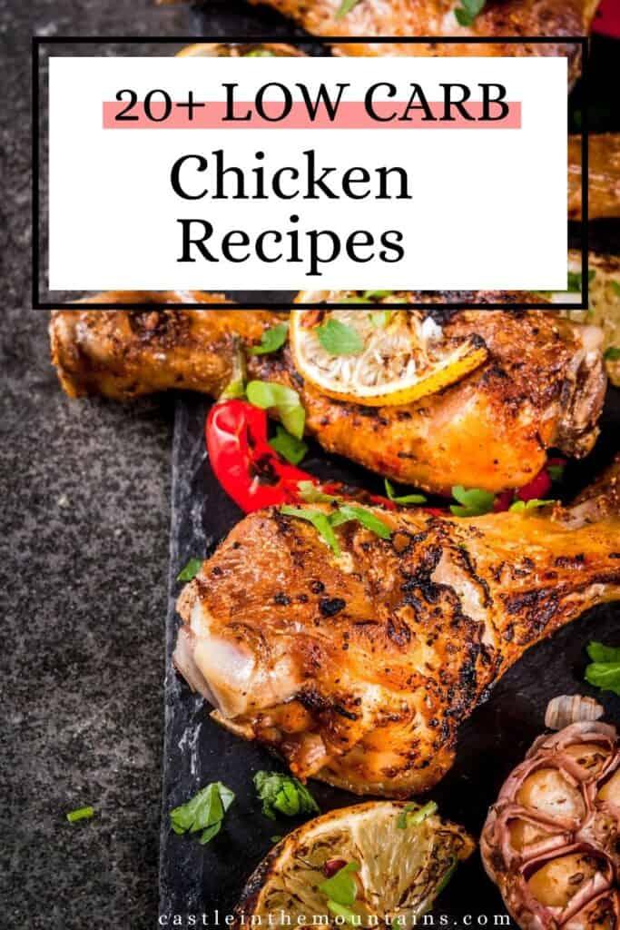 Keto Chicken Recipes Pins (4)