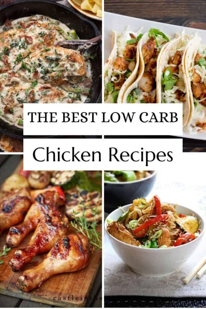 Keto Chicken Recipes Pins (5)
