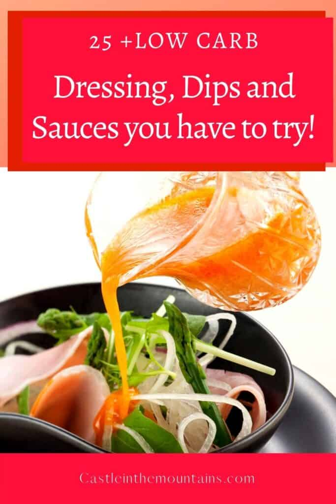 Keto Dressing, Dips & Sauces Pins (1)