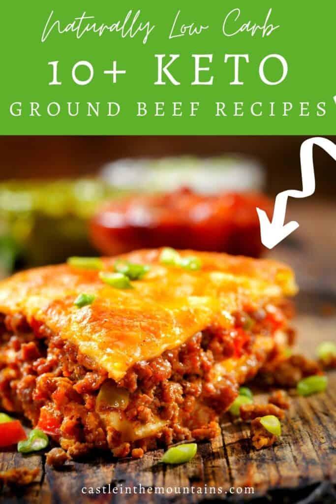 Keto Ground Beef Recipes Pins (2)