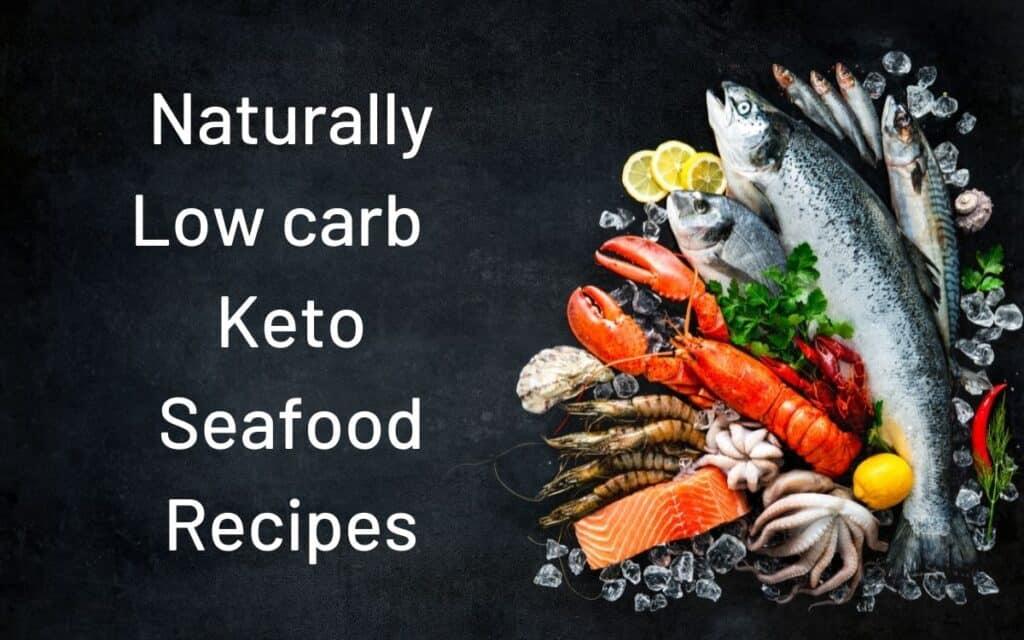 Keto Seafood Recipes Post