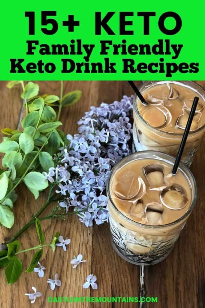 Keto non-alcoholic Drink Pins (5)