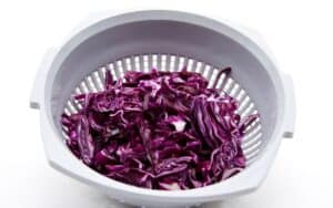 Shreded Red Cabbage