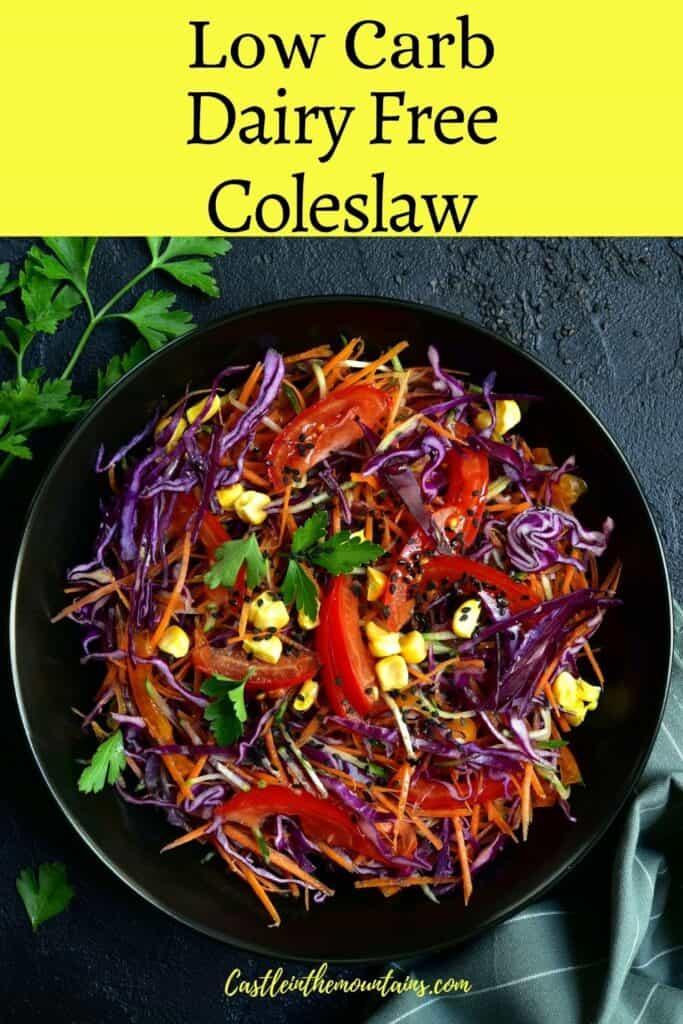 Low Carb Coleslaw Pins (5)