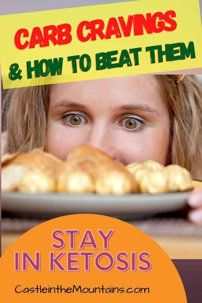 Low Carb Cravings you can Kick the carb cravings