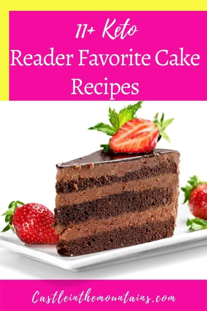 Keto Cake Recipes Pins (1)