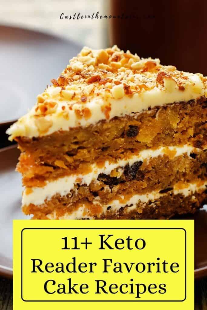 Keto Cake Recipes Pins (4)