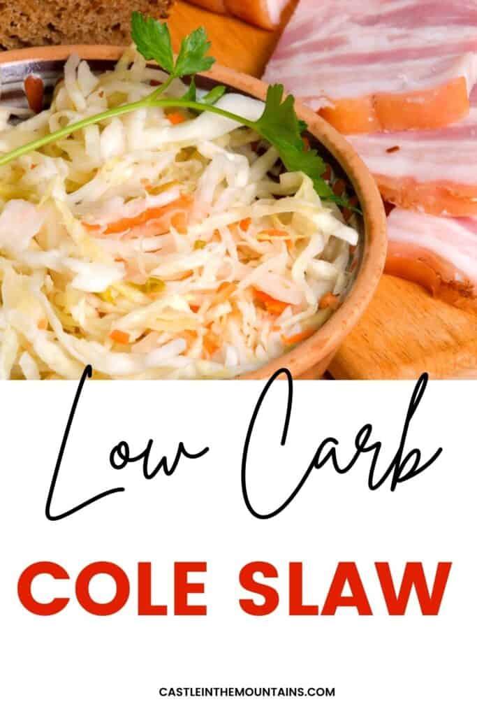 Keto Coleslaw Recipe Pins (4)