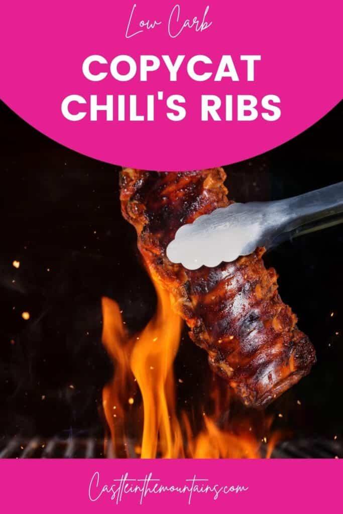 Keto Copycat Chili's Baby Back Ribs (4)