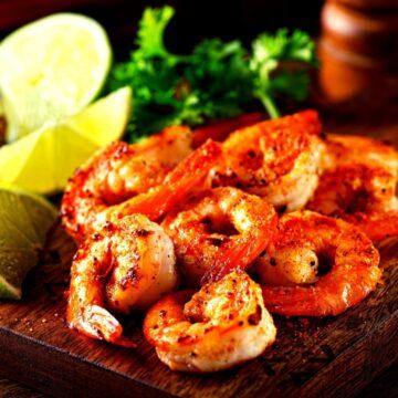 Keto Margarita Shrimp FI