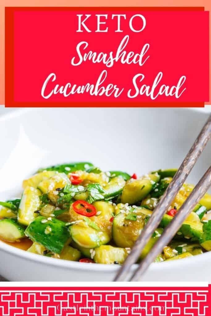 Keto Smashed Cucumber Salad Pins (1)