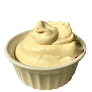 Keto Whipped Mustard Cream Sauce FI