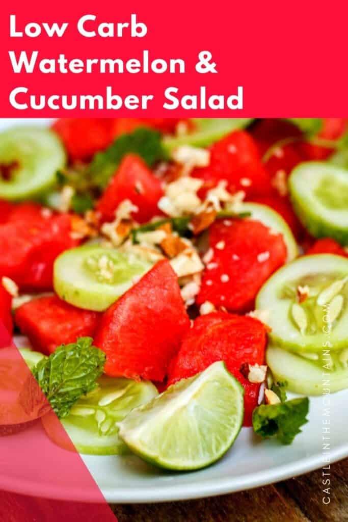 Low Carb Watermelon Salad Pins (3)
