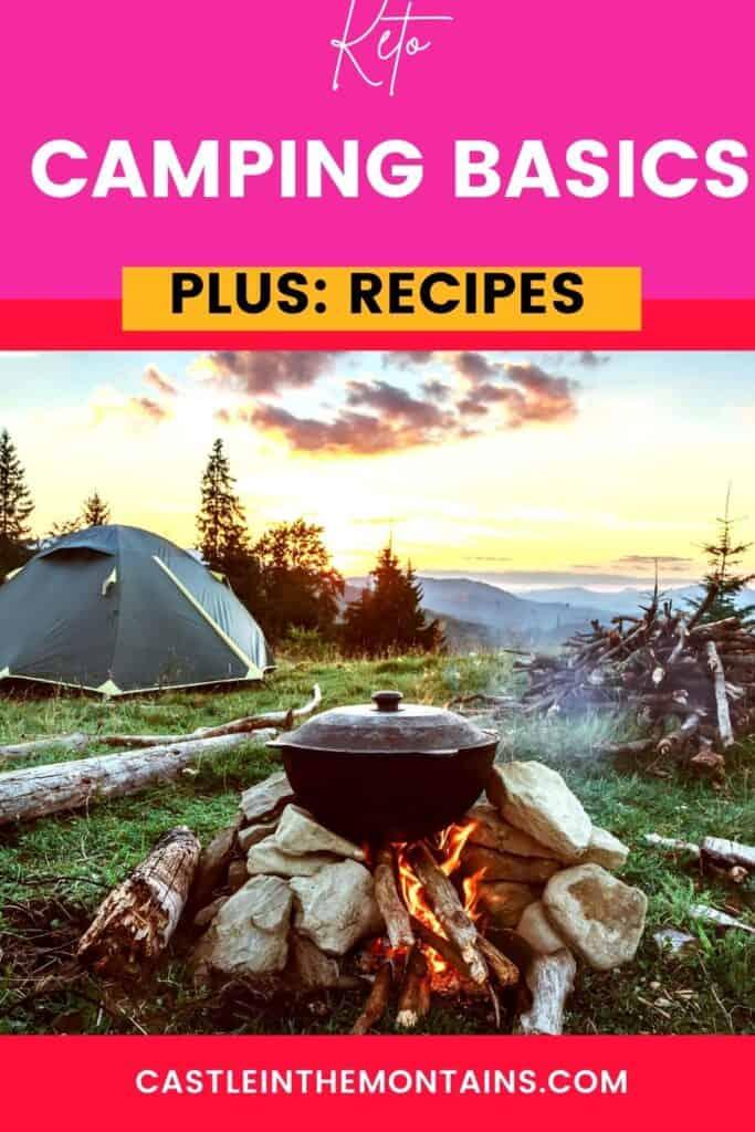 New Keto Camping Basics Pins (5)