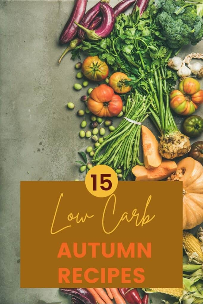 15 Low Carb Fall Recipes Pins (4)