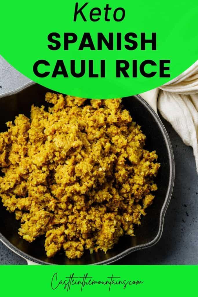 Keto Cauliflower Spanish Rice Pins (4)