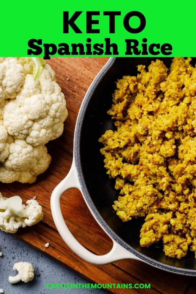 Keto Cauliflower Spanish Rice Pins (5)