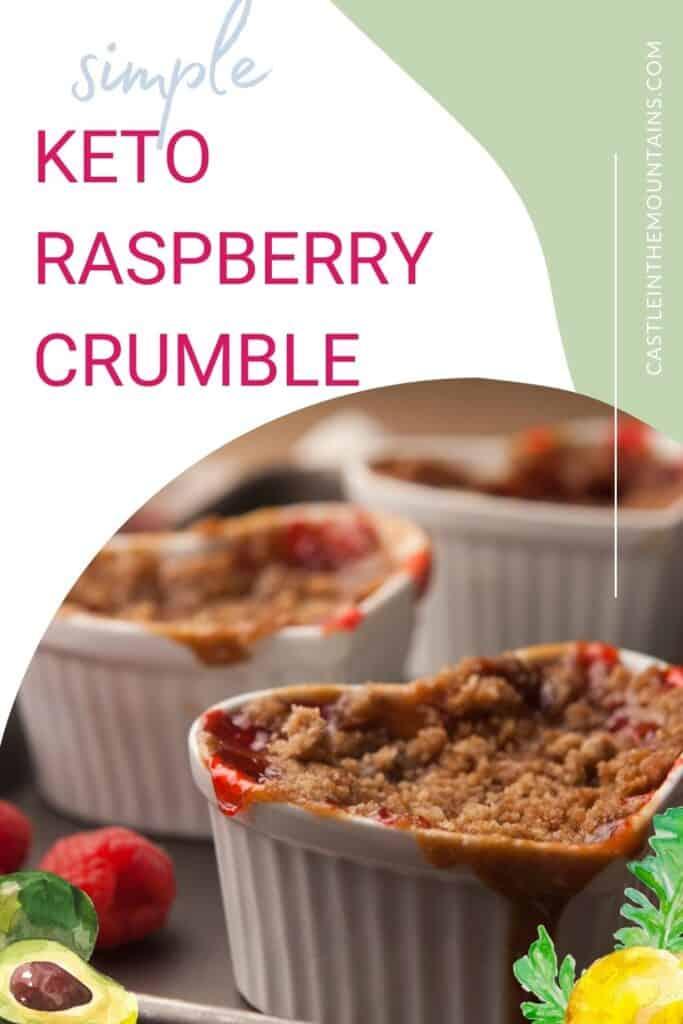 Keto Raspberry Crumble Pins (3)