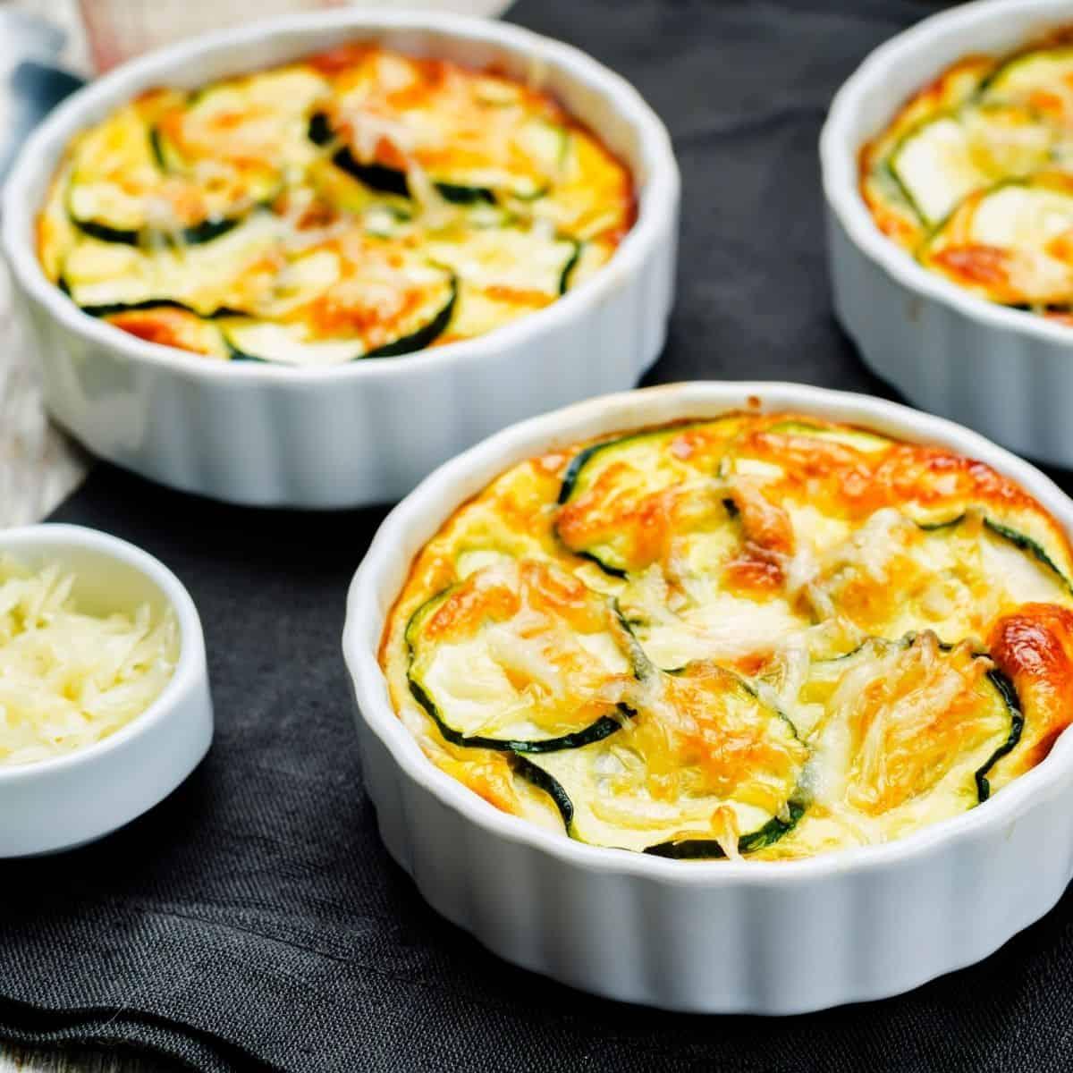 Scalloped Zucchini FI